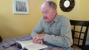 Canadian Poet patrick Lane