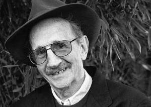 Philip Levine former U.S. Poet Laureate