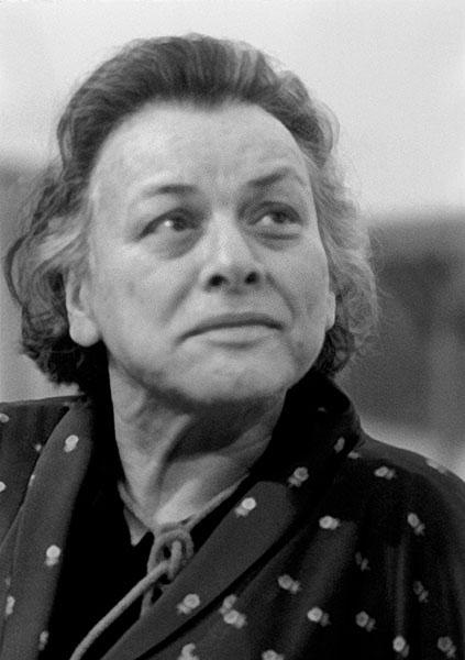 American Poet Muriel Rukeyser
