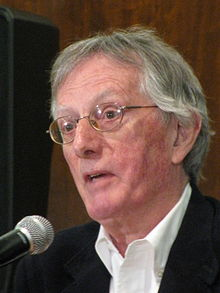 U.S. Poet Laureate Charles Wright