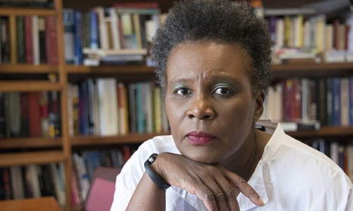 American Poet Claudia Rankine. Photograph: John Lucas