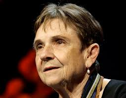 American Poet Adrienne Rich (1929 - 2012) Photo Credit: The Washington Post