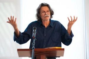 American poet Greg Orr
