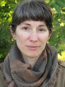 Canadian poet Basma Kavanaugh