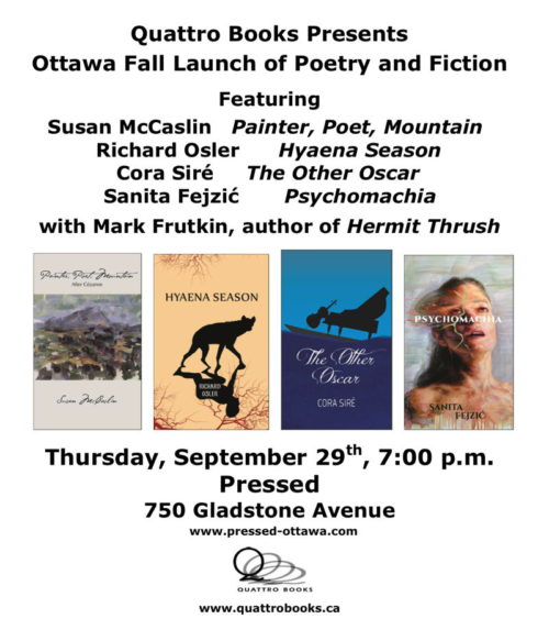 Launch of Hyaena Season Tonight