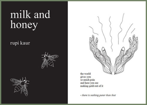 milk and honey - Best Selling Poetry Sensation