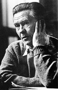 American Poet William Stafford (1914 - 1993)
