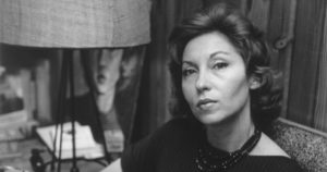 Brazilian Novelist Clarice Lispector. Photo Credit: The New Yorker