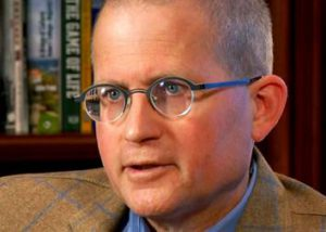 American poet Christian Wiman and former editor of Poetry Magazine. Photo Credit: Slate